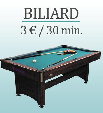 BILIARD V IMET Squash Centre